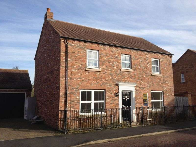 4 Bedrooms Detached House for rent in ** GREAT PARK ** Sharperton Drive, Gosforth