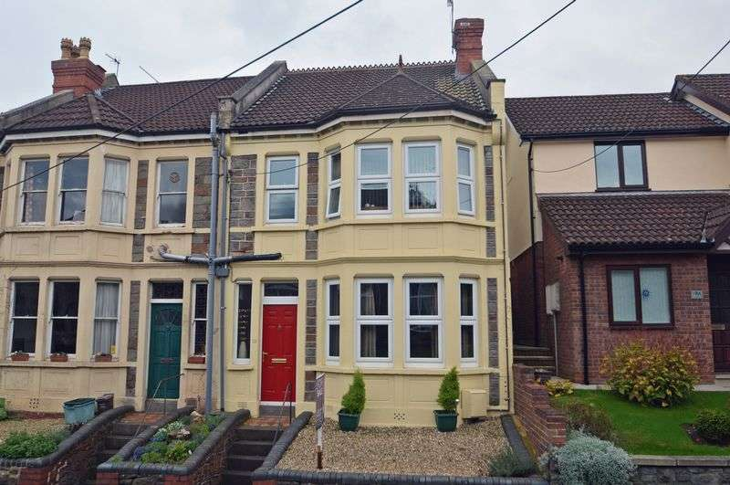 3 Bedrooms House for sale in Heywood Terrace, Pill