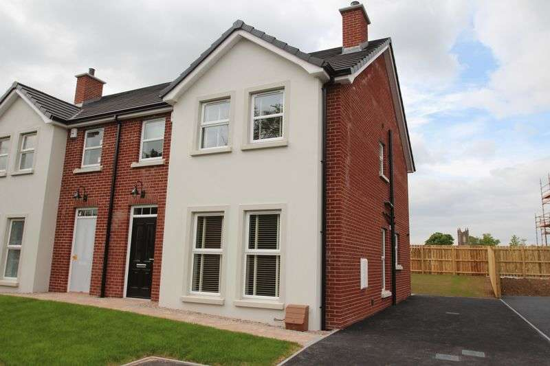 3 Bedrooms Semi Detached House for sale in 68 Moss View, Waringstown