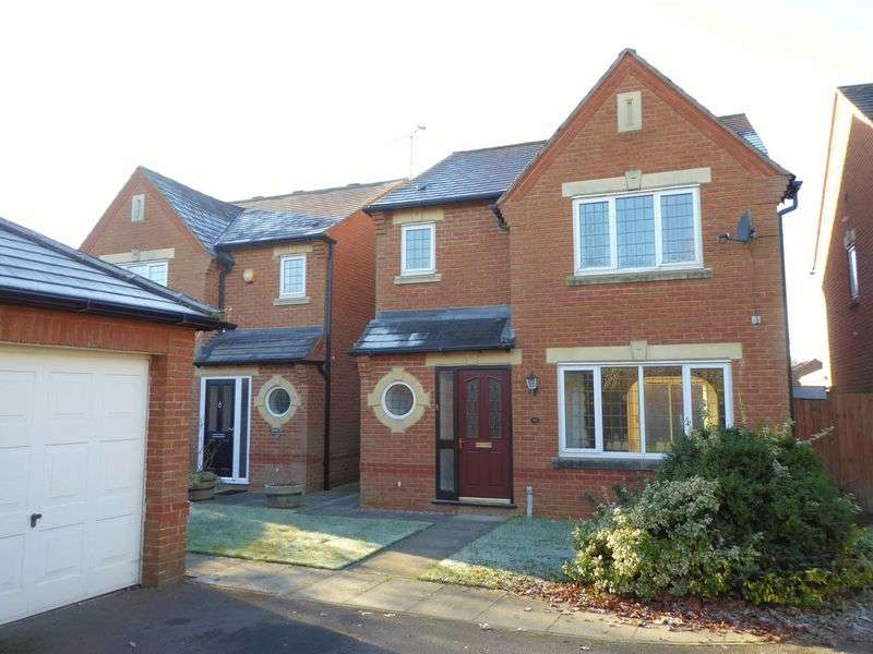3 Bedrooms Detached House for sale in Lily Close, Bicester
