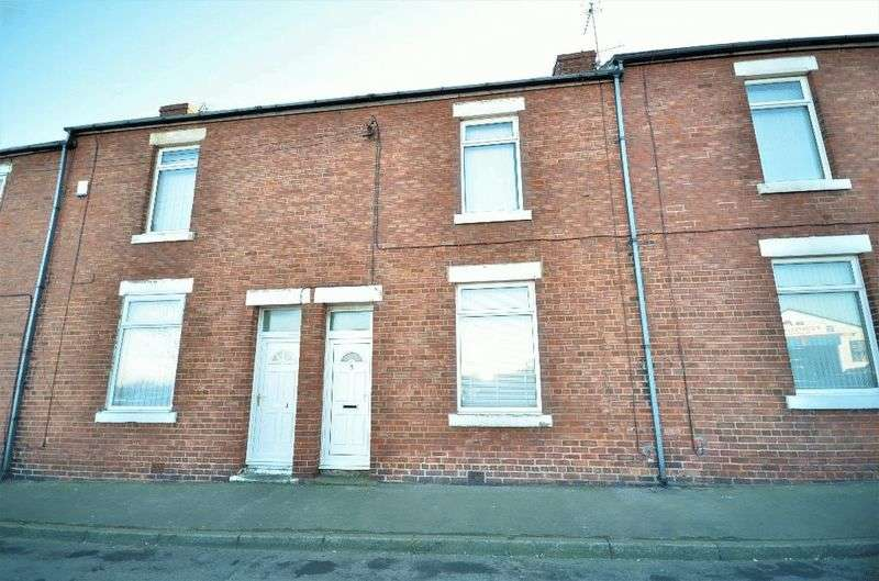 2 Bedrooms Terraced House for sale in Mary Street, Seaham