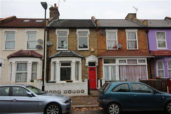 2 Bedrooms Terraced House for sale in Masterman Road, East Ham