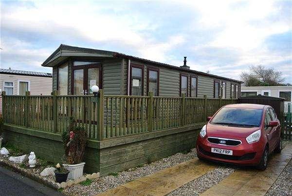 2 Bedrooms Park Home Mobile Home for sale in Sunset Park Holiday Home, Sower Carr Lane, Hambleton, Poulton le Fylde