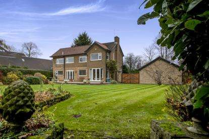 4 Bedrooms Detached House for sale in Poplar Road, Breaston, Derby