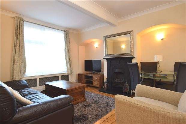 2 Bedrooms Terraced House for sale in Missenden Gardens, MORDEN, Surrey, SM4 6HW