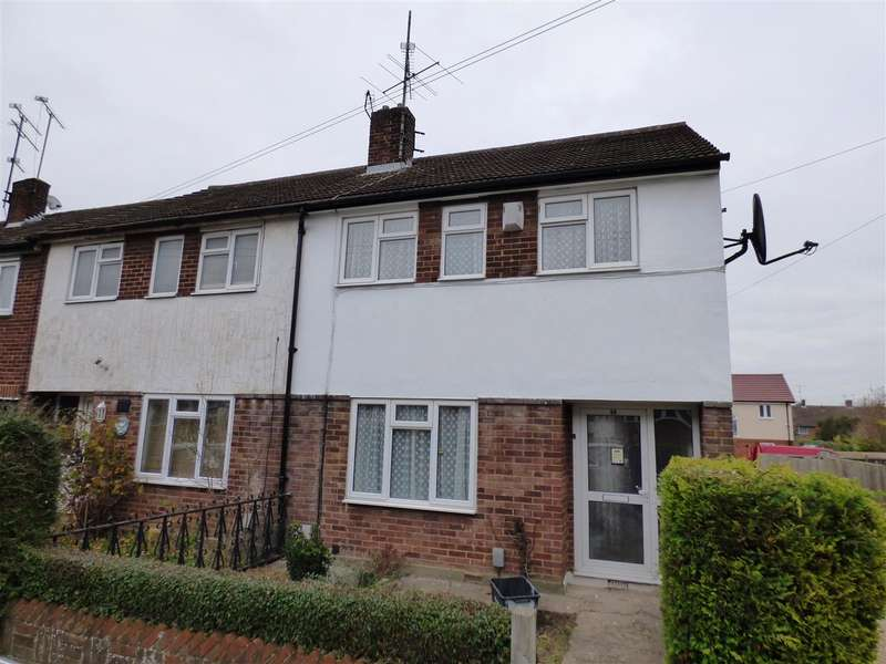 3 Bedrooms Property for sale in Shelley Road, Luton