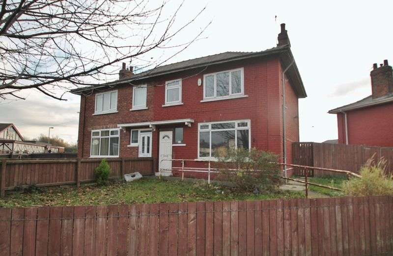 3 Bedrooms Semi Detached House for sale in Marshall Avenue, Brambles Farm