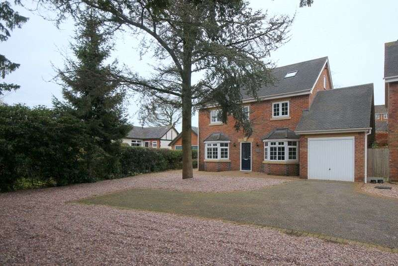6 Bedrooms Detached House for sale in Birkholme Drive, Stoke-On-Trent