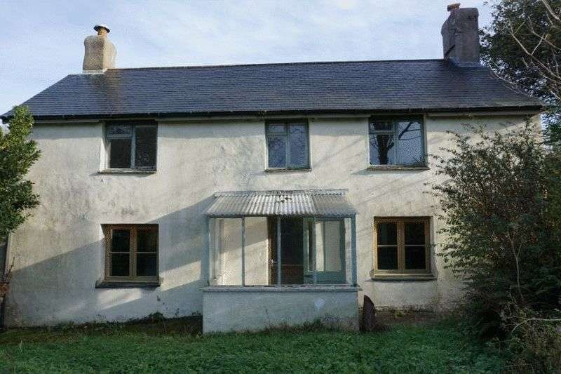 3 Bedrooms Detached House for sale in Welcombe, Bideford