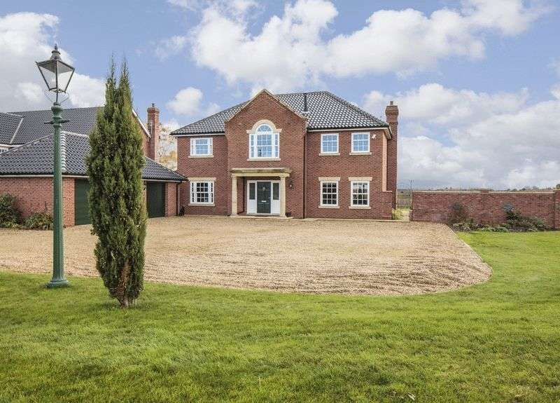 4 Bedrooms Detached House for sale in Harleston