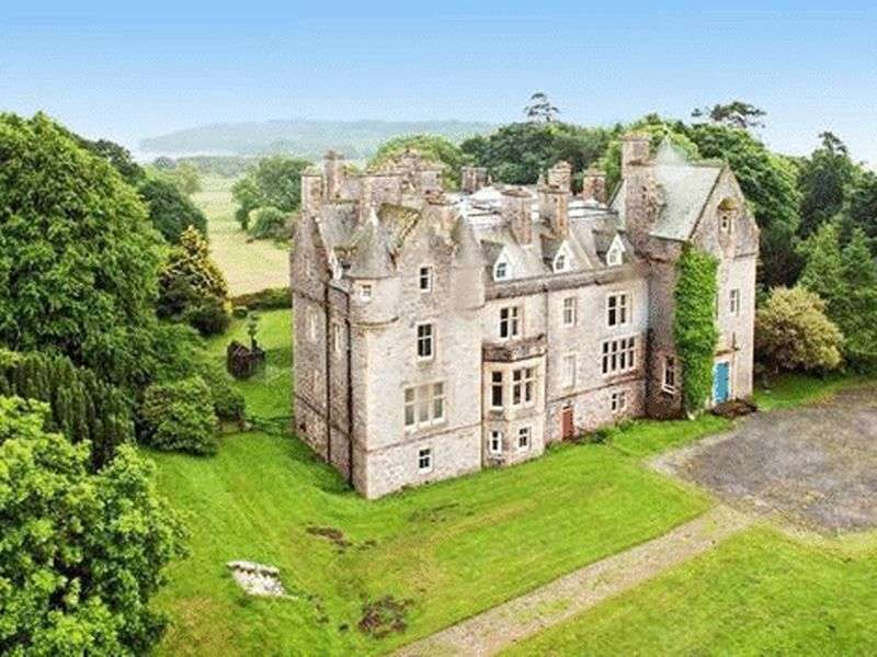 "30 Bedrooms Detached House for sale in ""Own Your Own Castle"" in Dumfries & Galloway DG7"