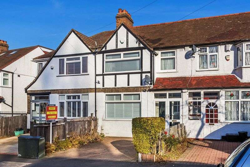 3 Bedrooms Terraced House for sale in Aylesford Avenue, BECKENHAM, Kent