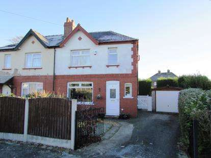 3 Bedrooms Semi Detached House for sale in Waterloo Road, Romiley, Cheshire, .