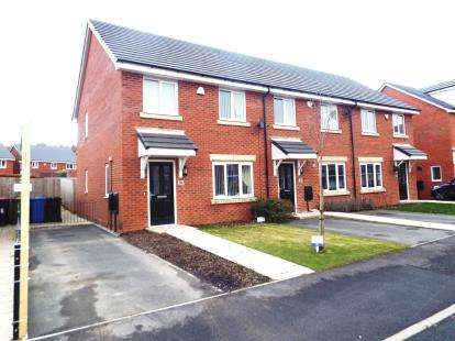 3 Bedrooms End Of Terrace House for sale in Cotton Fields, Worsley, Manchester, Greater Manchester