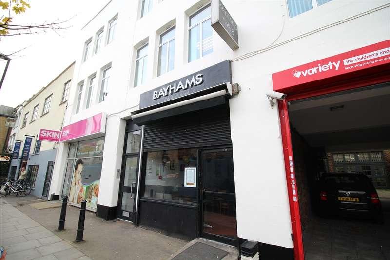 Restaurant Commercial for sale in Bayham Street, London, NW1