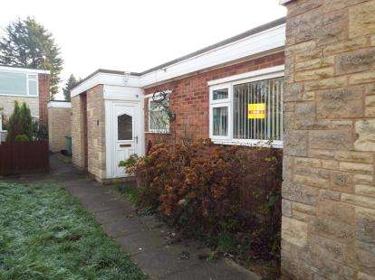 1 Bedroom Bungalow for sale in Telford Way, Thurnby Lodge, Leicester, Leicestershire