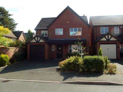4 Bedrooms Detached House for sale in Mallow Drive, Bromsgrove
