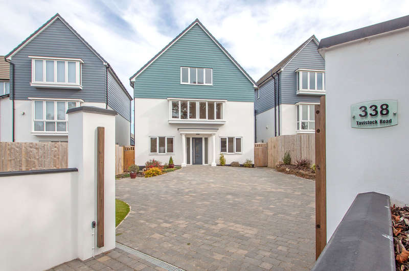 6 Bedrooms Detached House for sale in Derriford, Plymouth