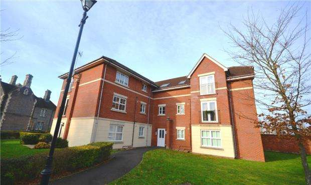 2 Bedrooms Apartment Flat for sale in Bayley House, Sherborne Road, Basingstoke