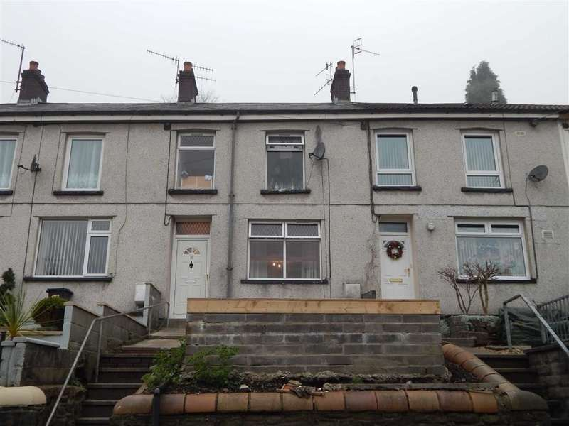 4 Bedrooms Property for sale in Harris Terrace, Mountain Ash, Rhondda Cynon Taff