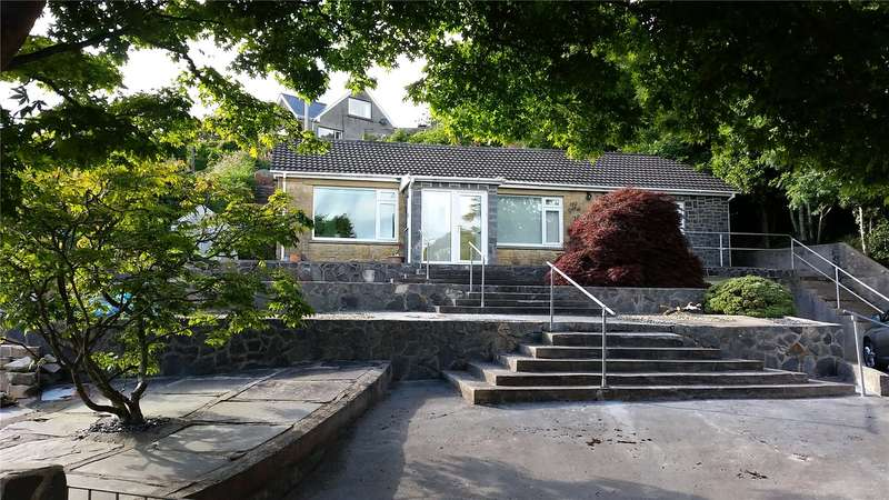 2 Bedrooms Detached Bungalow for sale in The Haven, Amroth, Narberth, Pembrokeshire