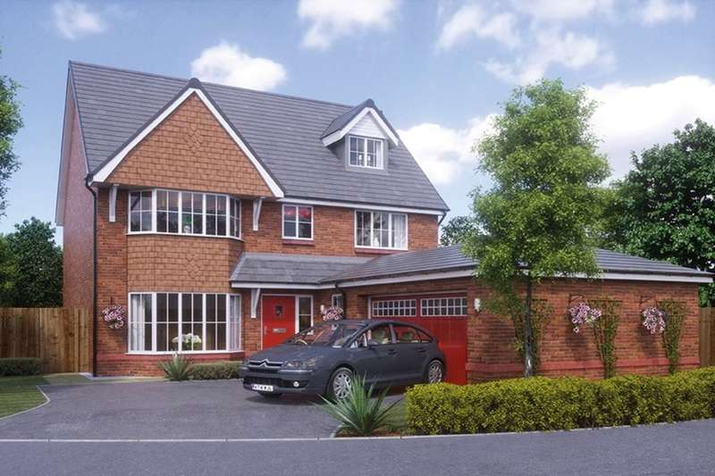 5 Bedrooms Detached House for sale in Off Highclove Lane, Worsley, Manchester, M28