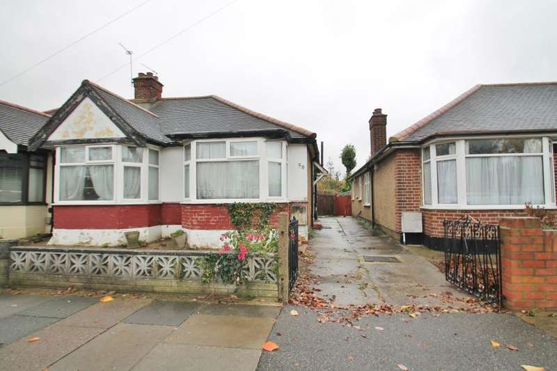 2 Bedrooms Bungalow for sale in GREENLEAFE, BARKINGSIDE