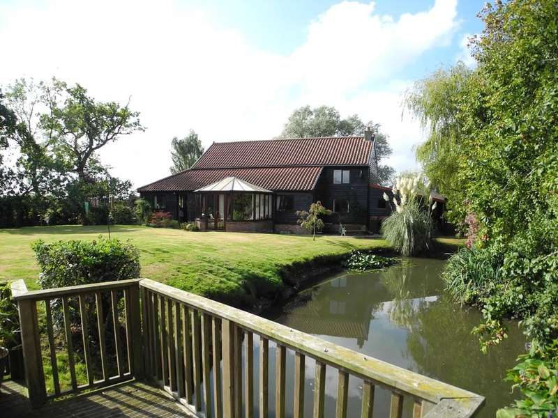 4 Bedrooms Unique Property for sale in St Peter, South Elmham