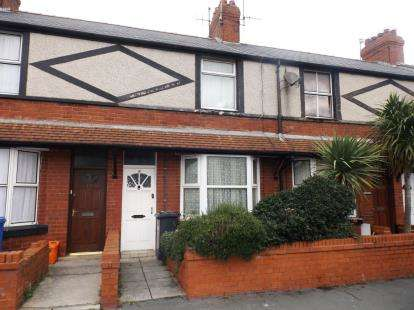 2 Bedrooms Terraced House for sale in Caradoc Road, Prestatyn, Denbighshire, LL19