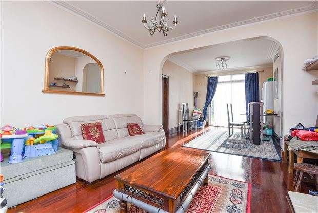3 Bedrooms Terraced House for sale in Ederline Avenue, LONDON, SW16