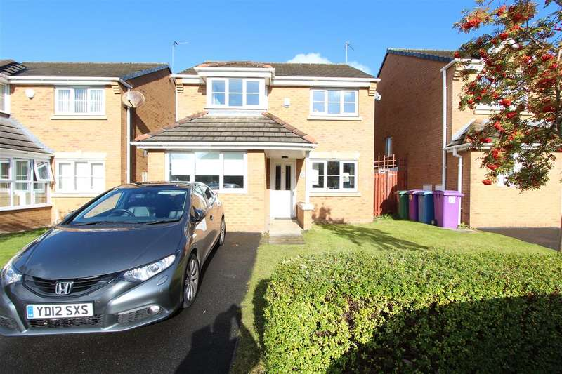3 Bedrooms Detached House for sale in Addenbrooke Drive, Speke, Huntscross, Liverpool
