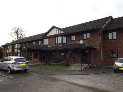1 Bedroom Flat for sale in Ferndale, Station Road, Wilmslow, Cheshire