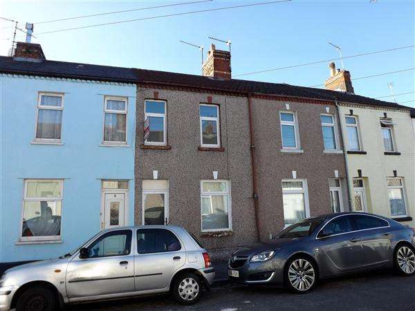 3 Bedrooms Terraced House for sale in Chester Street, Cardiff