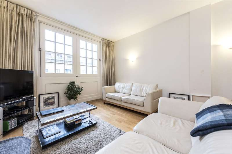 2 Bedrooms Flat for sale in Tamarind Court, 18 Gainsford Street, London, SE1