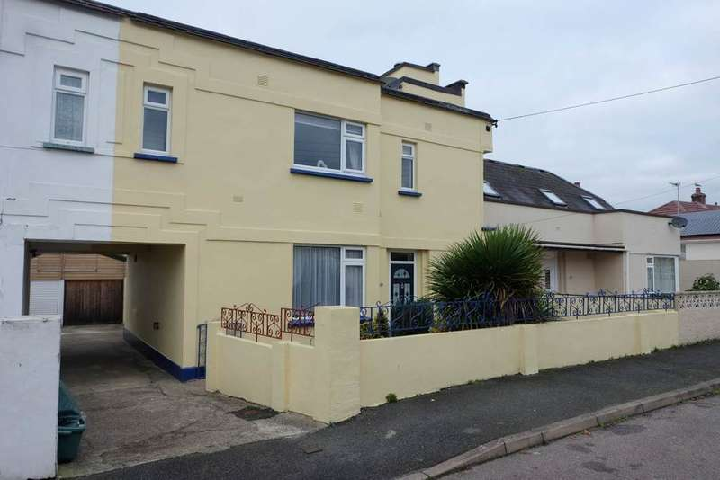 3 Bedrooms Terraced House for sale in Beechwoood Avenue, Sticklepath