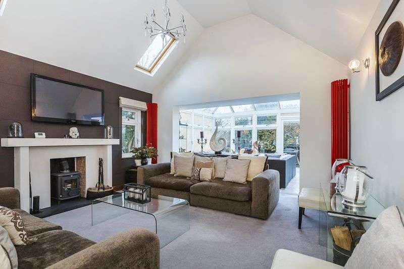 3 Bedrooms Detached Bungalow for sale in Broad Lane, Wilmington