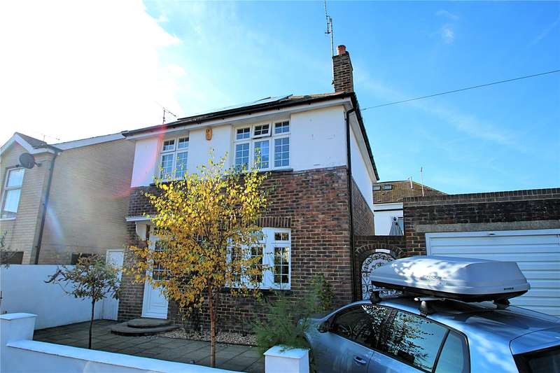 3 Bedrooms Detached House for sale in Rose Cottage, Selden Lane, Worthing, BN11