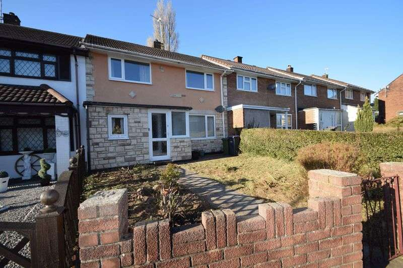 2 Bedrooms Terraced House for sale in Kemys Walk, Two Locks, Two Bedrooms