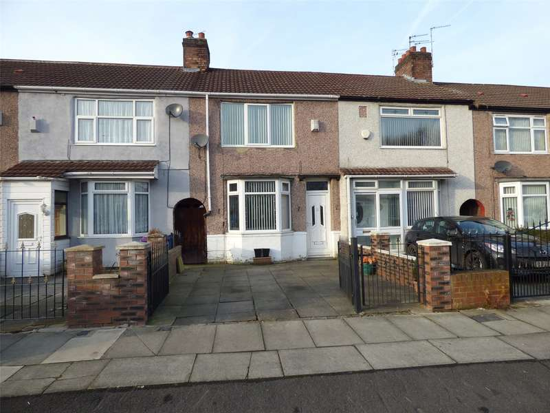 3 Bedrooms Terraced House for sale in Haydn Road, Liverpool, Merseyside, L14