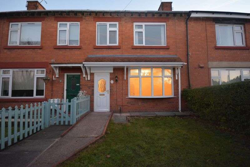 3 Bedrooms Semi Detached House for sale in McNeill Avenue, Crewe