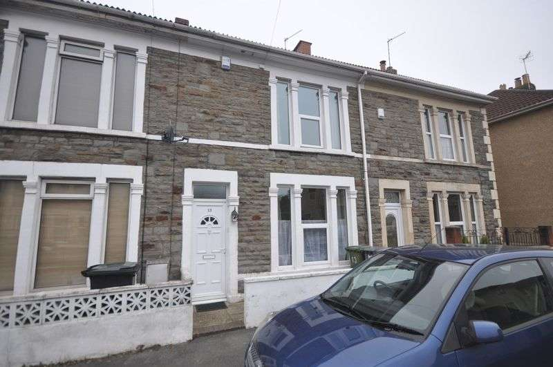 2 Bedrooms Terraced House for sale in Morley Road, Staple Hill