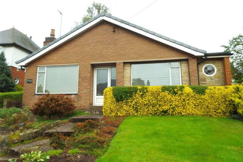 3 Bedrooms Detached Bungalow for sale in Town End, Cheadle, Stoke-On-Trent