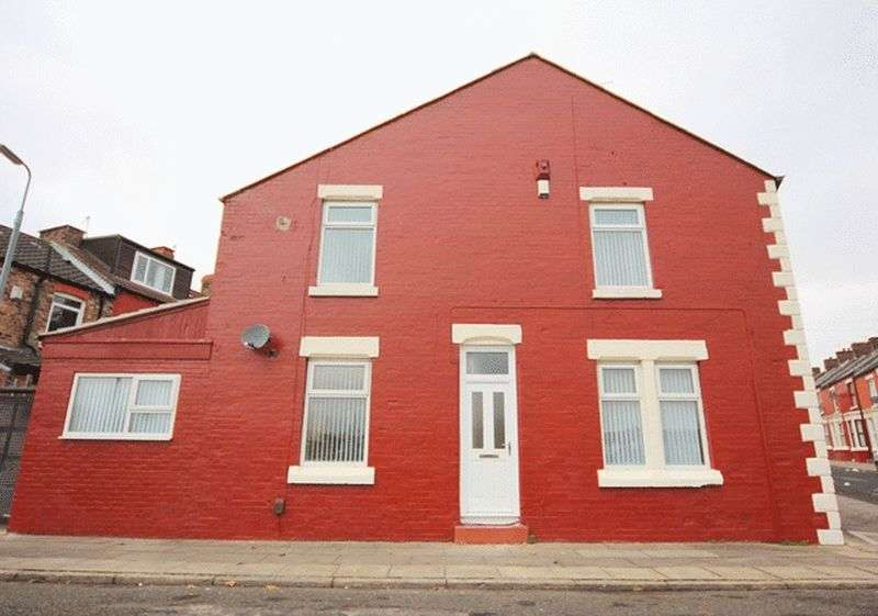 2 Bedrooms Terraced House for sale in Hindlip Street, Dingle, Liverpool, L8