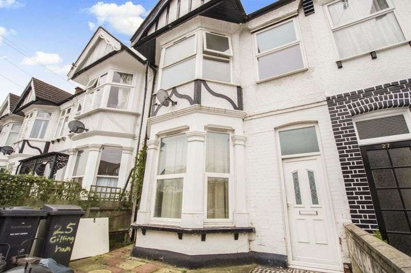 3 Bedrooms House for sale in Gillingham Road, London NW2