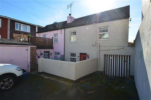 1 Bedroom Cottage House for sale in Trumans Place, High Street, Dawlish