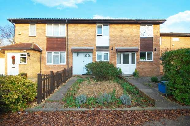 2 Bedrooms Terraced House for sale in Embleton Walk, Hampton