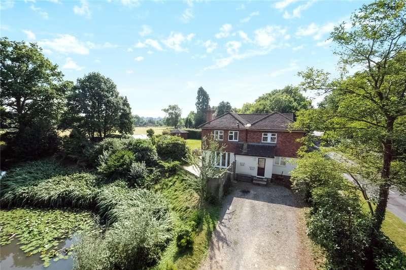 4 Bedrooms Detached House for sale in Langton Road, Speldhurst