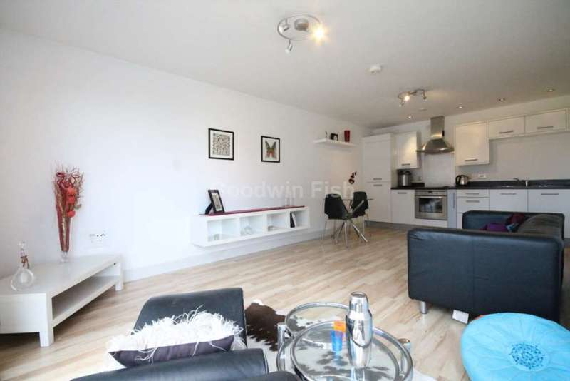 2 Bedrooms Apartment Flat for sale in Vie, 191 Water Street, Castlefield