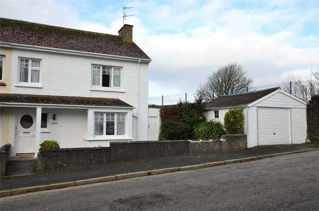 3 Bedrooms End Of Terrace House for sale in Treassowe Road, Penzance, Cornwall
