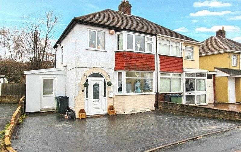 3 Bedrooms Semi Detached House for sale in Lindley Avenue, Tipton
